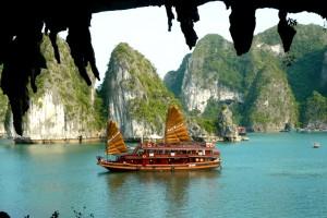 Тайнствената красота на Виетнам